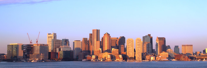Boston ao Amanhecer