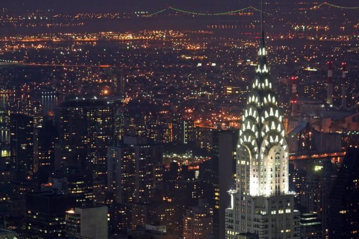 Arranha-Ceus Nova Iorque