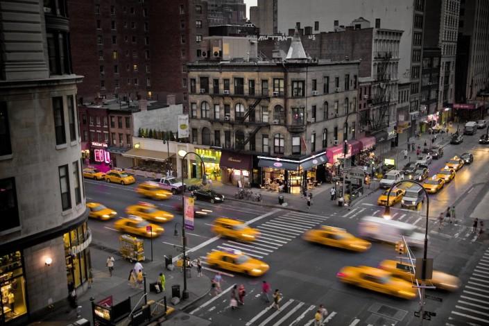 Táxis de Nova Iorque